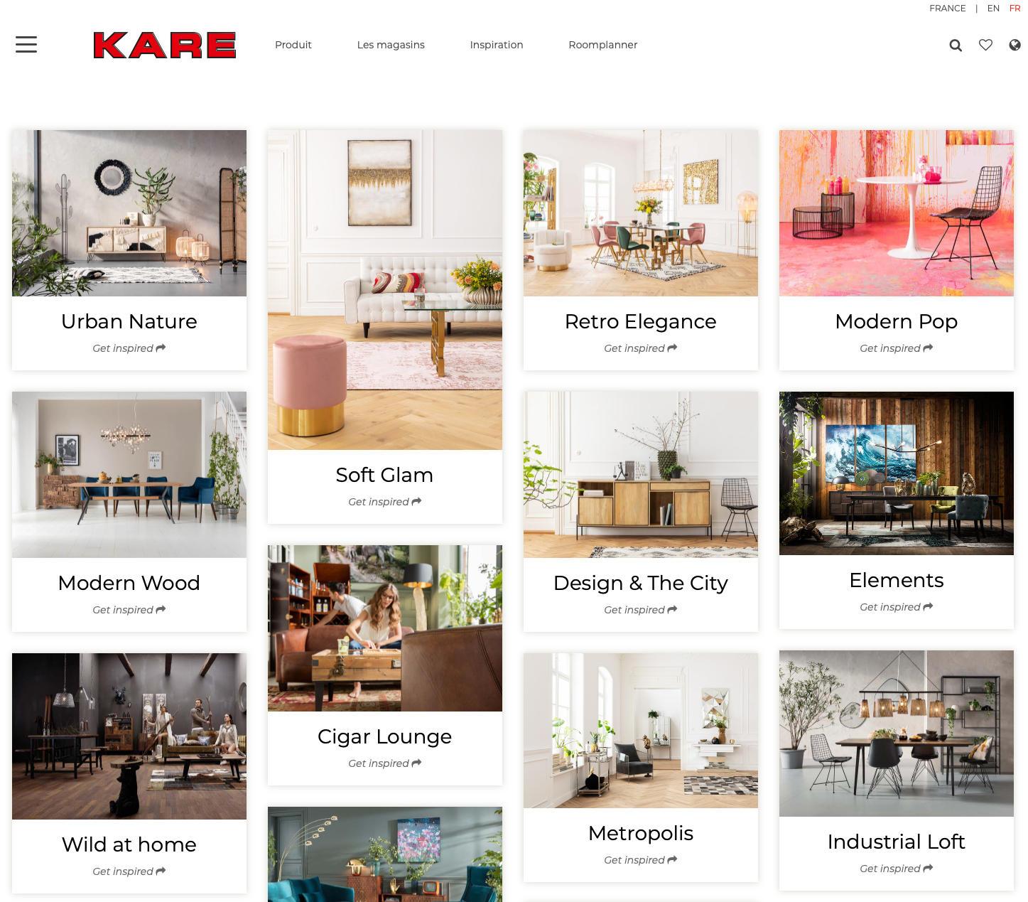 KARE-B2C Trendshows